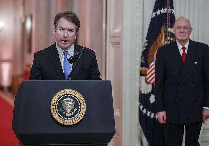 Las implicaciones de la confirmación de Brett Kavanaugh al Tribunal Supremo