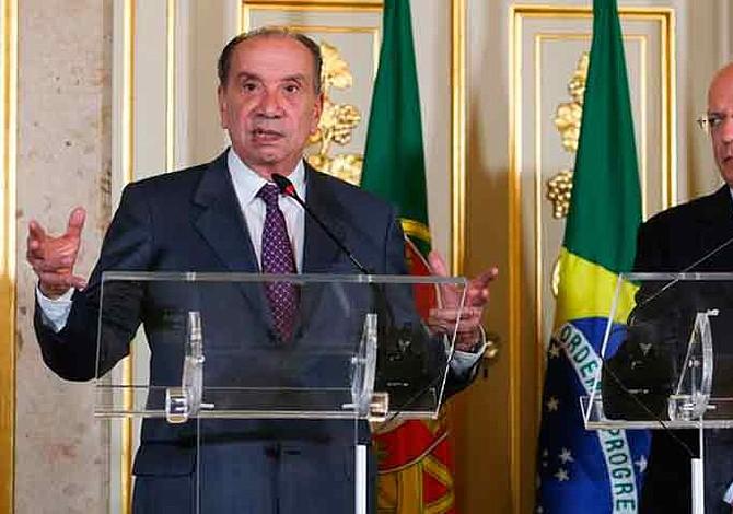 Canciller de Brasil espera que Venezuela normalice su crisis política