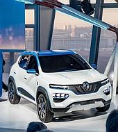 Renault K-ZE será comercializado más tarde en otros mercados a nivel global después de su salida en China.