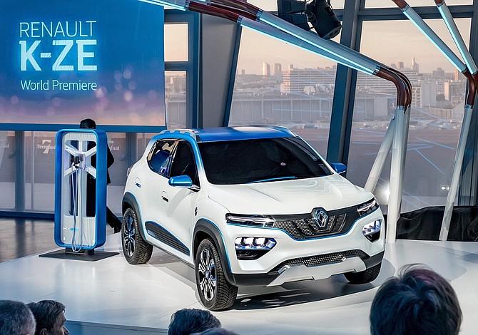 Renault K-ZE: Llega más lejos y cuesta menos