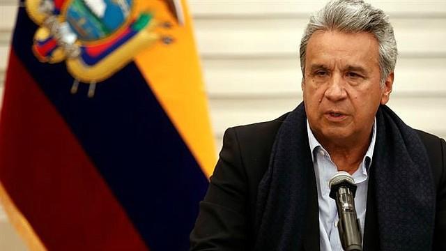 """DIPLOMACIA. """"Ecuador une su voz a las demandas internacionales que exigen una investigación independiente, transparente e imparcial que busque aclarar los hechos y establecer responsabilidades""""."""