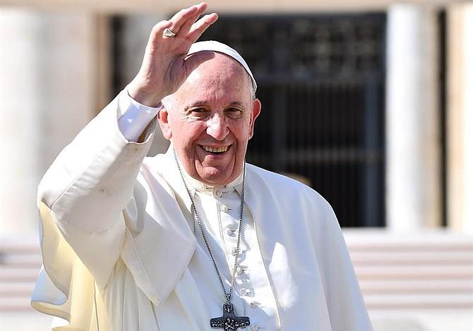 Papa Francisco visitará El Salvador el próximo año