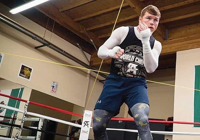 'Canelo' anuncia su próxima pelea
