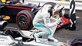 PORTENTO. Lewis Hamilton está cerca de ganar su quinto título en la F1.