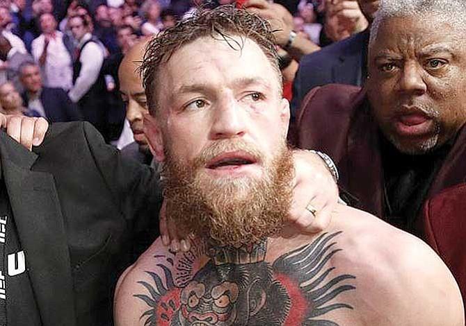 McGregor pide revancha