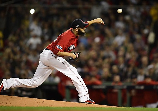 Chris Sale y David Price encabezan la rotación ante Houston