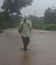 LLUVIAS. Las precipitaciones han activado las alarmas