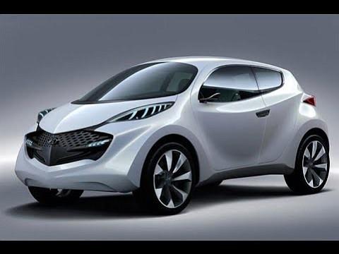 Hyundai Santro 2019 atrapará las miradas
