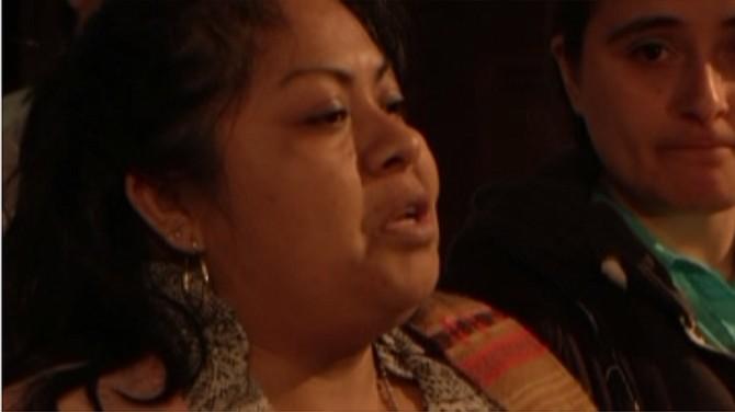 Carmela Hernández asegura que su vida corre peligro en México.