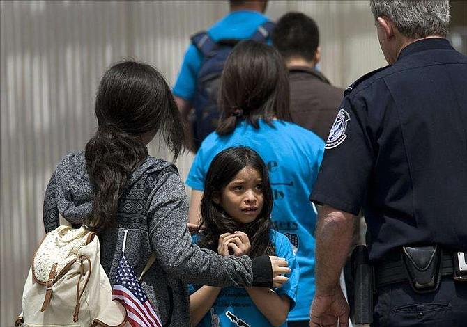 Al menos tres mil niños inmigrantes podrán reencontrarse con familiares