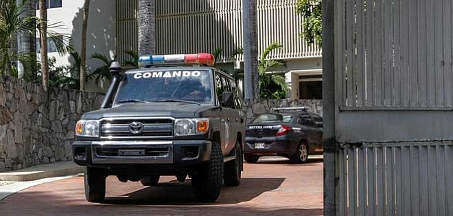 DETENCIONES. Arellano informó que los militares fueron liberados la mañana de este jueves y a la horas se comete nuevamente esta medida.