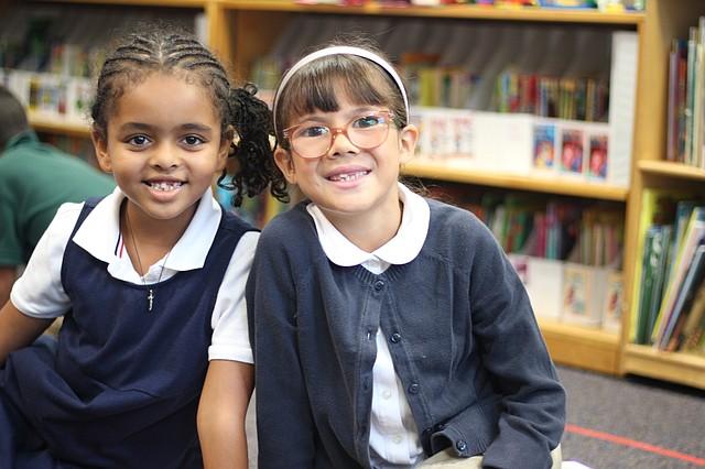 IDIOMAS. El español es parte de un programa suplementario que se empieza a aprender desde el kindergarten.