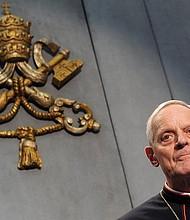 CRISIS. El papa Francisco aceptó la renuncia del arzobispo de Washington, el cardenal Donald Wuerl, que presentó en septiembre pasado tras ser acusado de encubrir casos de abusos a menores en el informe de la Fiscalía de Pensilvania