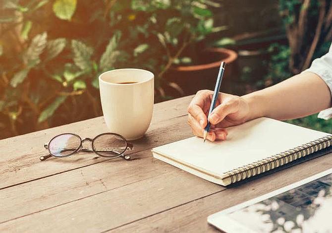 La escritura puede ser tu mejor terapia contra el estrés y la depresión