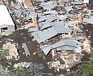 El huracán Michael dejó destrucción a su paso.