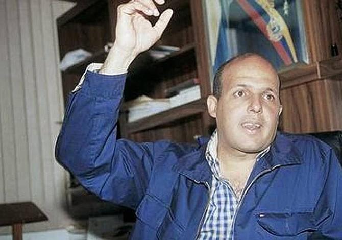 Extesorero venezolano Alejandro Andrade en proceso de expulsión de Estados Unidos