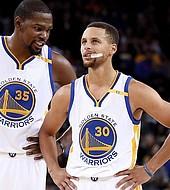 Los Golden State han ganado los dos últimos campeonatos de la NBA.
