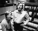 Paul Allen y Bill Gates revolucionaron el mundo del software.