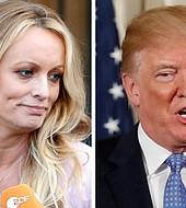 La batalla legal entre Stormy Daniel y Donald Trump no ha terminado.