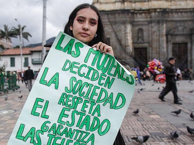 COLOMBIA. La Corte Constitucional decidirá esta semana la ponencia de la magistrada Cristina Pardo que plantea la posibilidad de restringir la intervención voluntaria del embarazo a las 24 semanas de gestación