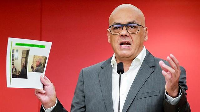 REGIÓN. El ministro venezolano Jorge Rodríguez dijo que el presidente de Ecuador miente al asegurar que a su país llegan 6 mil venezolanos cada día producto de la crisis que vive el país petrolero