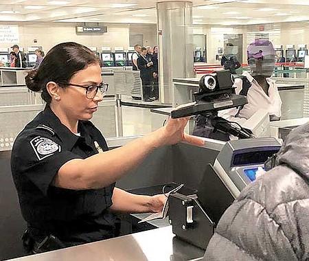TSA. Anunció que ampliará el sistema a los vuelos domésticos en el mediano plazo.
