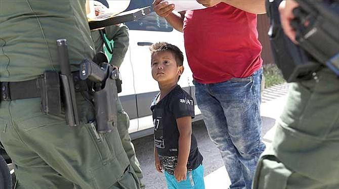 Miles de inmigrantes fueron separados de sus familias