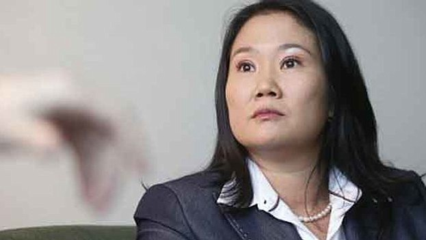 JUSTICIA. El presidente de la sala, Octavio Sahuanay, dijo que la corte dispone la inmediata libertad de los indiciados detenidos por este caso, entre ellos la hija del exmandatario Alberto Fujimori (1990-2000).