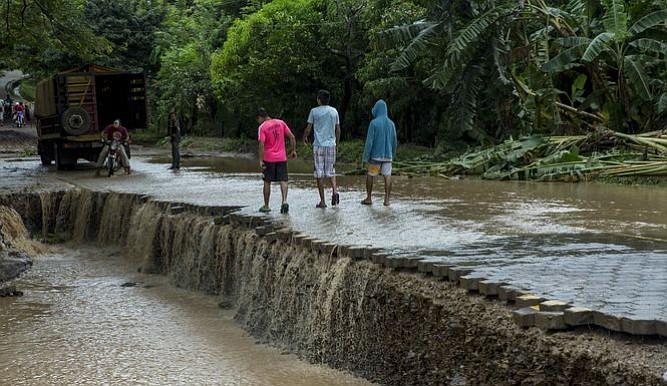 PREVENCIÓN. Datos del Instituto Nacional de Información de Desarrollo (Inide) indican que en Puerto Cabezas, cabecera de la RACN, habitan 101.216 personas.