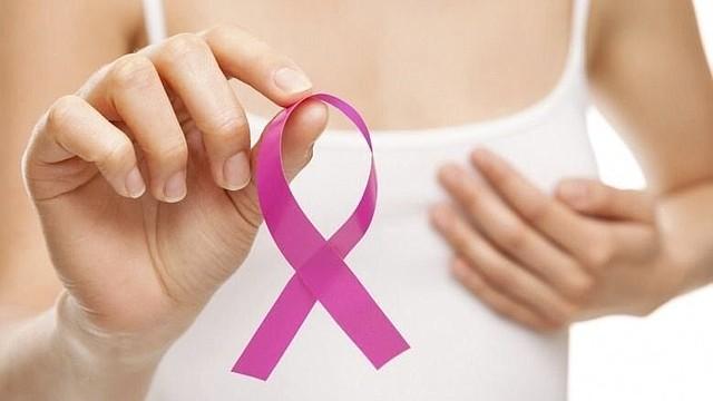 Lucha contra el cáncer de mama.