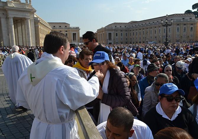 Washington DC tuvo representación en Roma ante canonización de Romero