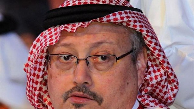 ASESINATO. Jamal Khashoggi, periodista saudí