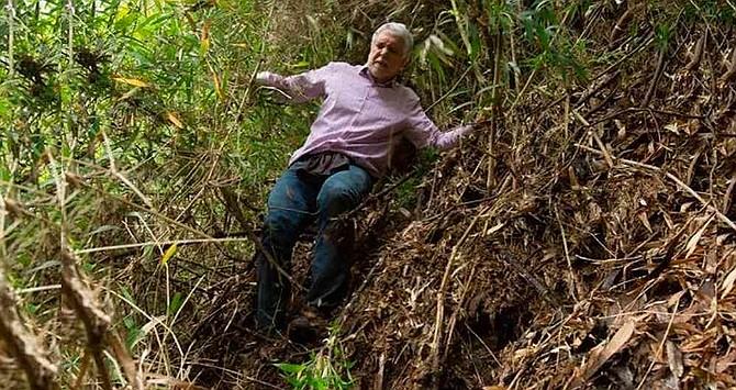 COLOMBIA - Bomberos rescataron a Peñalosa: se perdió durante nueve horas en los cerros