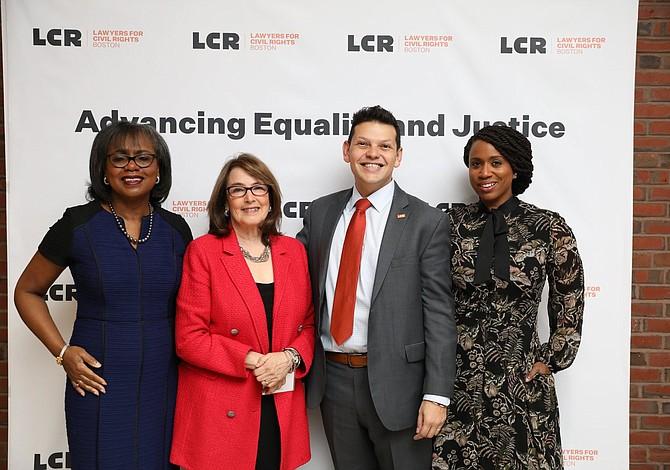 El comité de abogados por los derechos civiles cambia de nombre