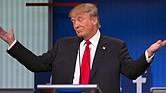 DECISIONES. El presidente Donald Trump cuestionó la política de esos países con respecto a la ola migratoria rumbo a Estados Unidos.