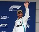 Lewis Hamilton está a un paso del campeonato de la Fórmula Uno.
