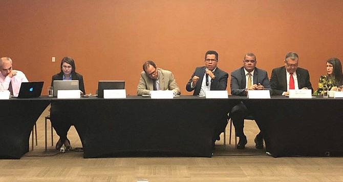 COLOMBIA - Los rectores se reunieron en el Consejo Nacional de Rectores en Bucaramanga, Allí revisaron el nuevo programa para la educación superior y acordaron una postura crítica.