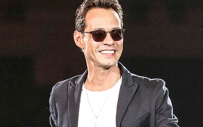 Marc Anthony en Texas