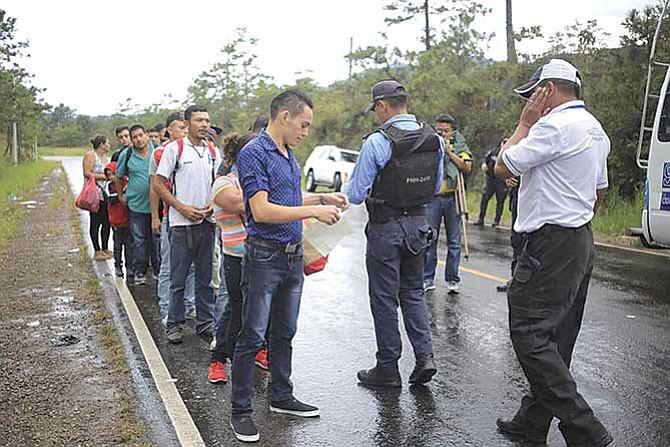 Nuevo gobierno daría visas a migrantes centroamericanos