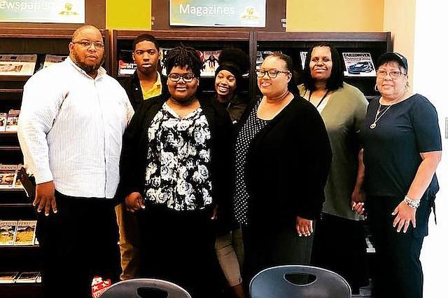 Educación. Algunos miembros de la Junta de Educación, que tienen como misión trabajar por la excelencia de las escuelas y colegios del sistema público de DC.