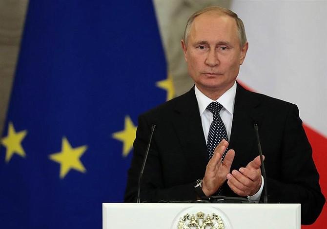 Vladimir Putin es invitado a la Casa Blanca