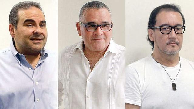 POLÍTICA. Los casos de Funes y Martínez se encuentran en la etapa de investigación