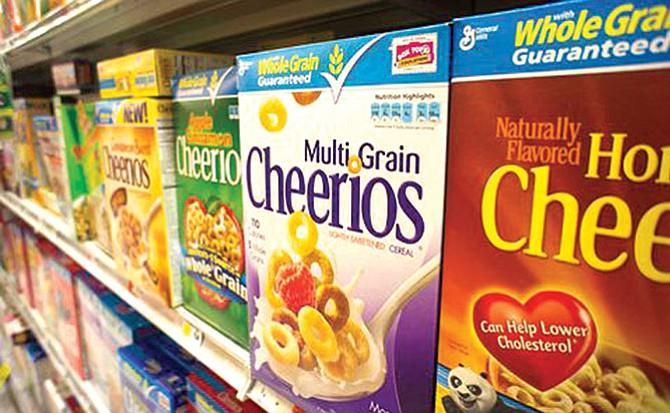 Cereales con herbicida ponen en peligro la salud infantil