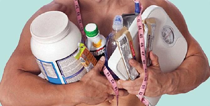 Suplementos nutricionales están contaminados