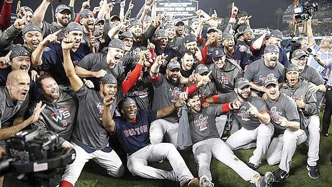 Merecidos campeones de la MLB