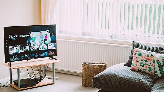 TELEVISIÓN. Foto referencial