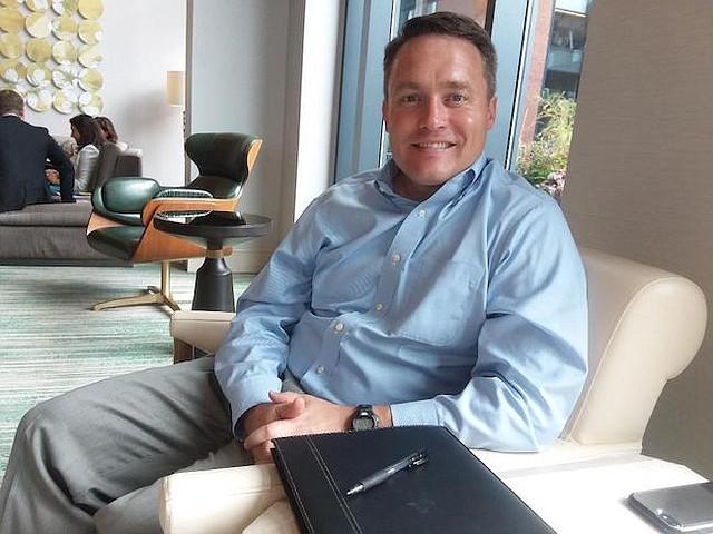 Prioridades. Matt de Ferranti quiere ser miembro de la Junta de Arlington, que decide sobre asuntos presupuestarios en educación, vivienda, y transporte, entre otros temas.