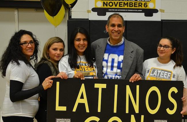 Latinos en Prince William llamados a participar en jornada electoral