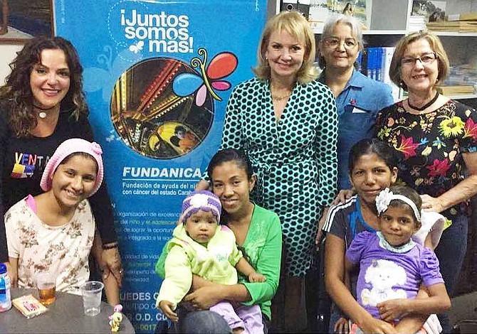 La Noche del Cacao, una cena benéfica para ayudar a los niños con cáncer en Venezuela