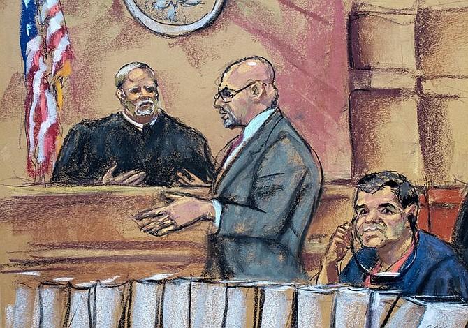 Testigo colombiano revela más detalles sobre su vínculo con el FBI para rastrear al Chapo